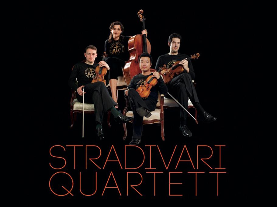 Stradivari Quartett - JZdesign Werbeagentur