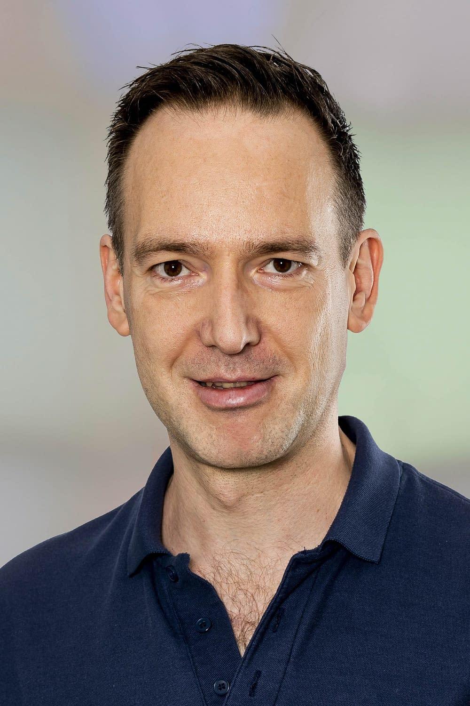 David Plehn Personalverantwortlicher in der Praxis am Bahnhof Rüti