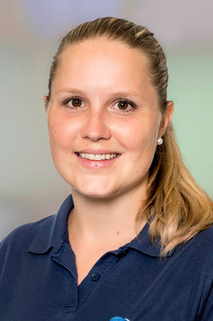 Lorena Althaus medizinische Praxisassistentin in der Praxis am Bahnhof Rüti