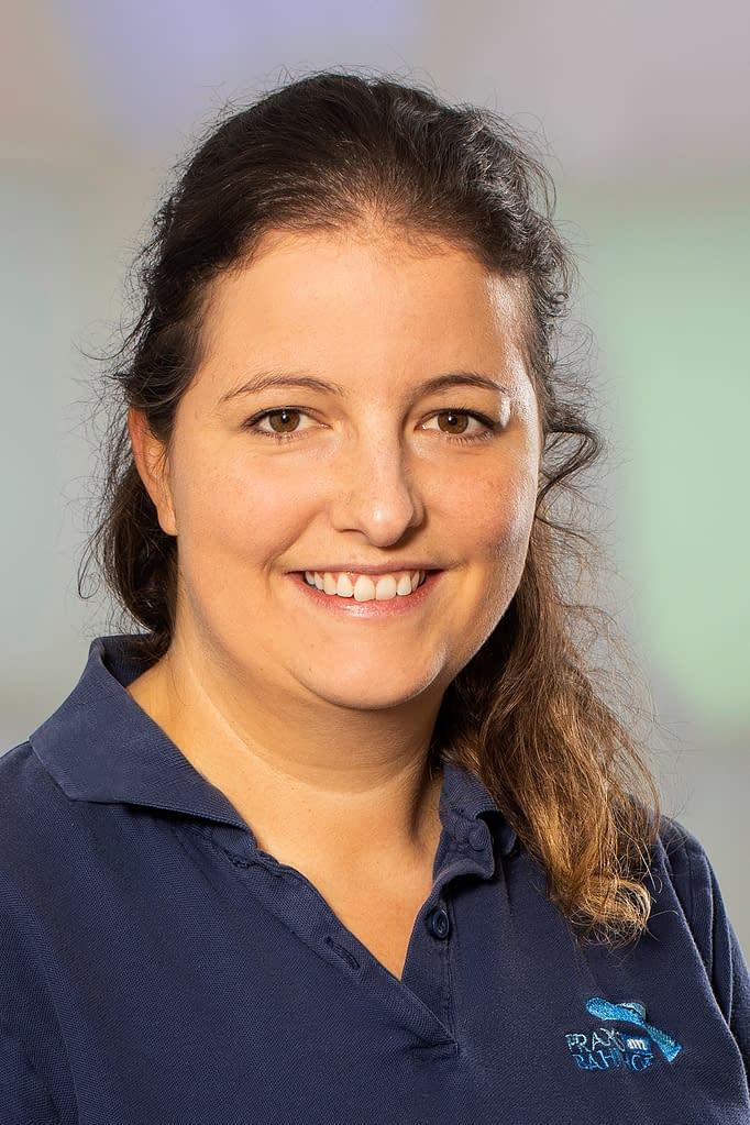 Andrea Brüederli medizinische Praxisassistentin in der Praxis am Bahnhof Rüti