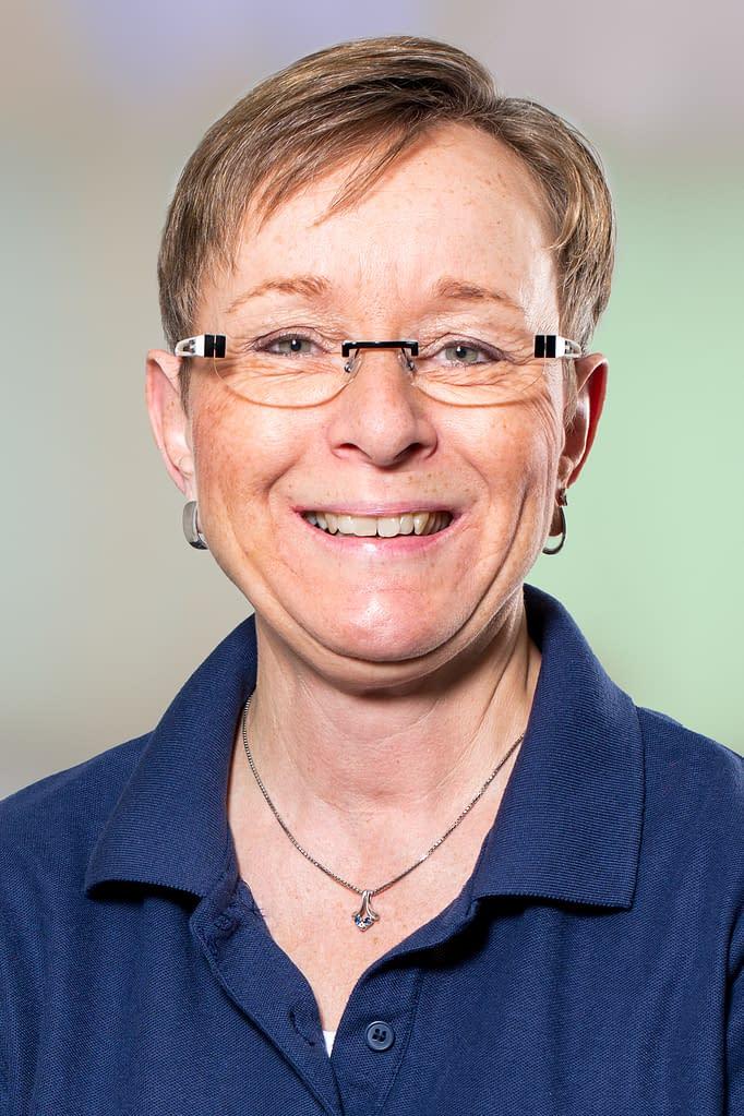 Esther Staub, medizinische Praxisassistentin in der Praxis am Bahnhof Rüti