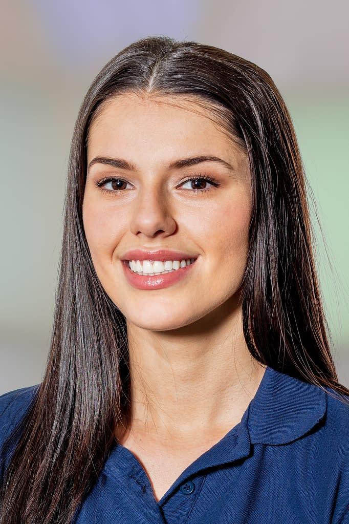 Gabriela Shala, medizinische Praxisassistentin in der Praxis am Bahnhof Rüti