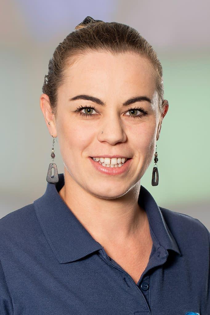 Laura Hofmann, medizinische Praxisassistentin in der Praxis am Bahnhof Rüti