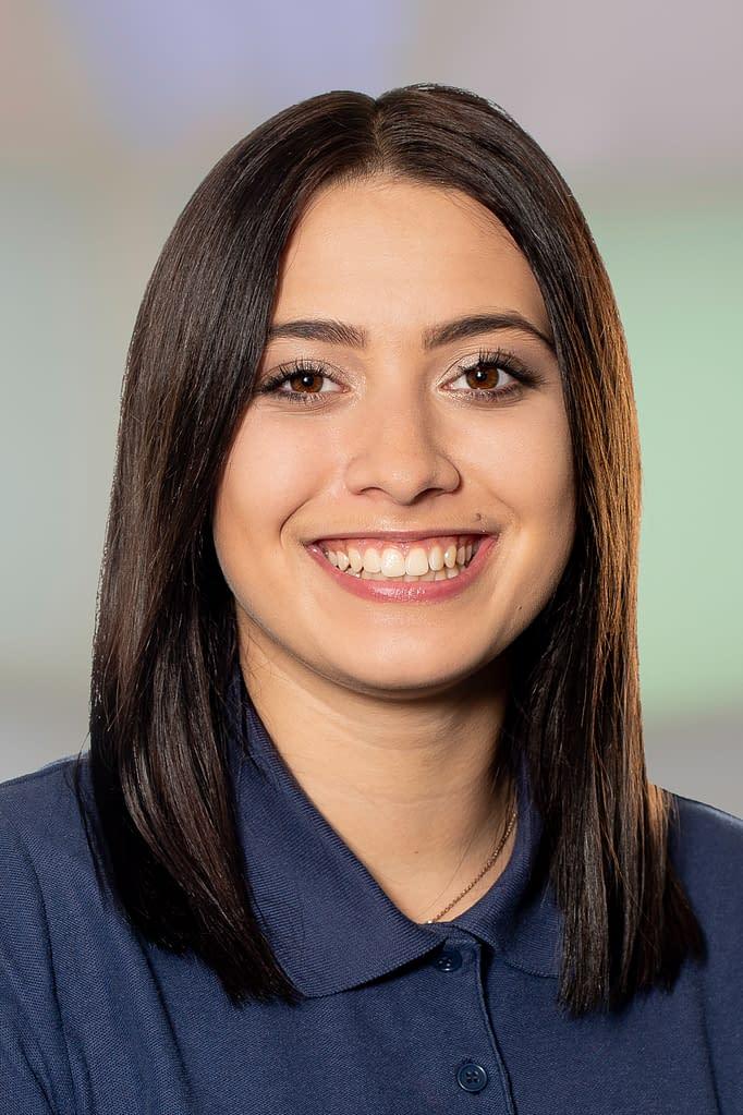 Nora Moufid, medizinische Praxisassistentin in der Praxis am Bahnhof Rüti