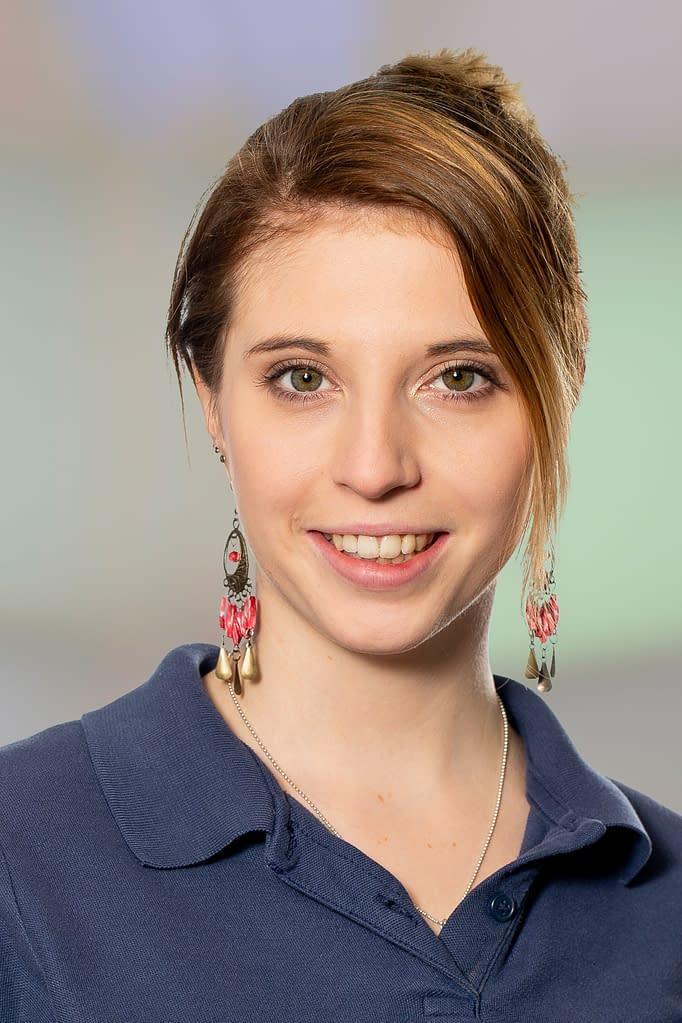 Sarah Hess, Pharmaassistentin in der Praxis am Bahnhof Rüti