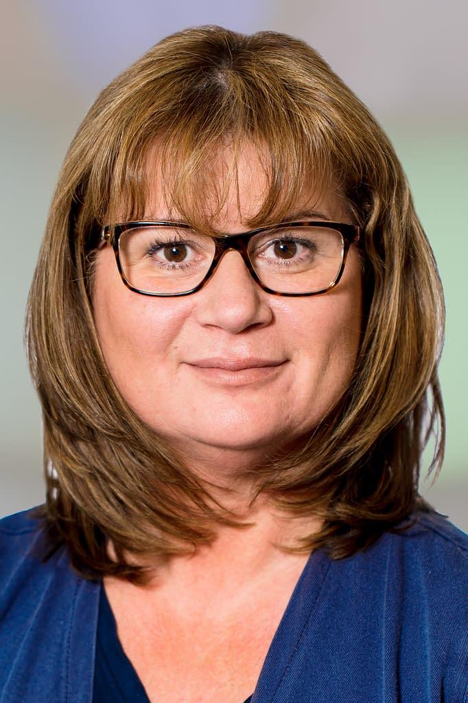 Suzana Dibbern, medizinische Praxisassistentin in der Praxis am Bahnhof Rüti