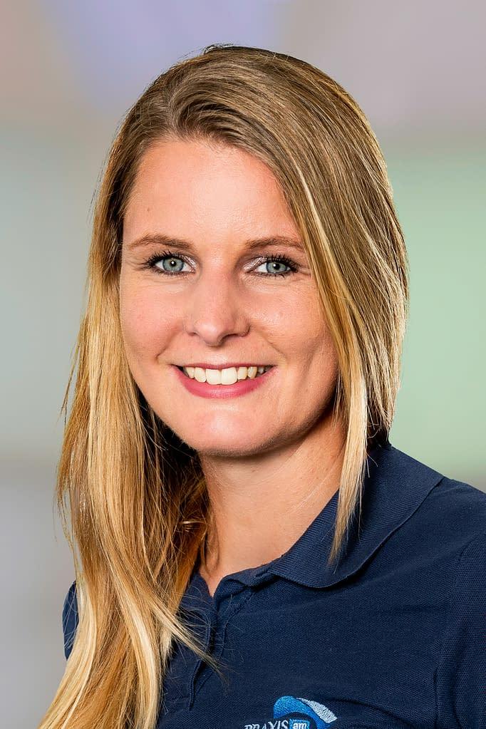 Yvonne Waldvogel Personalverantwortliche in der Praxis am Bahnhof Rüti