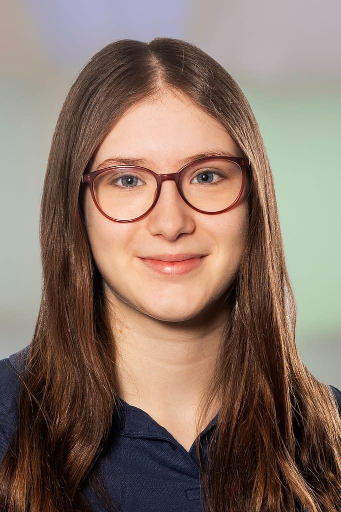Nina Zahner medizinische Praxisassistentin in Ausbildung in der Praxis am Bahnhof Rüti
