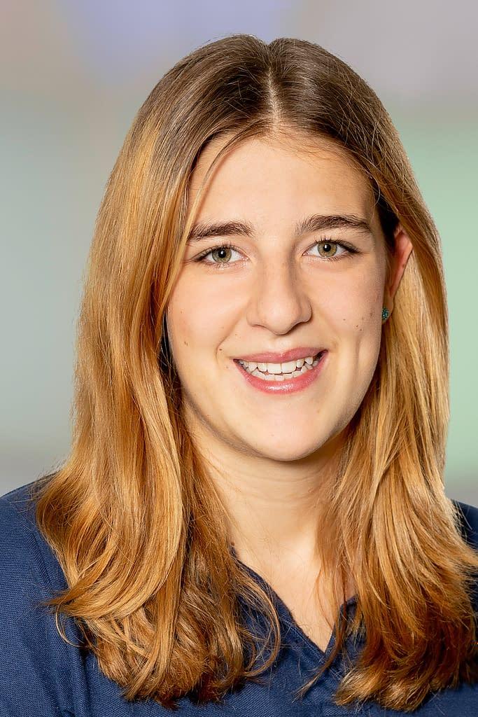 Luana Bolzonello, medizinische Praxisassistentin in der Praxis am Bahnhof Rüti