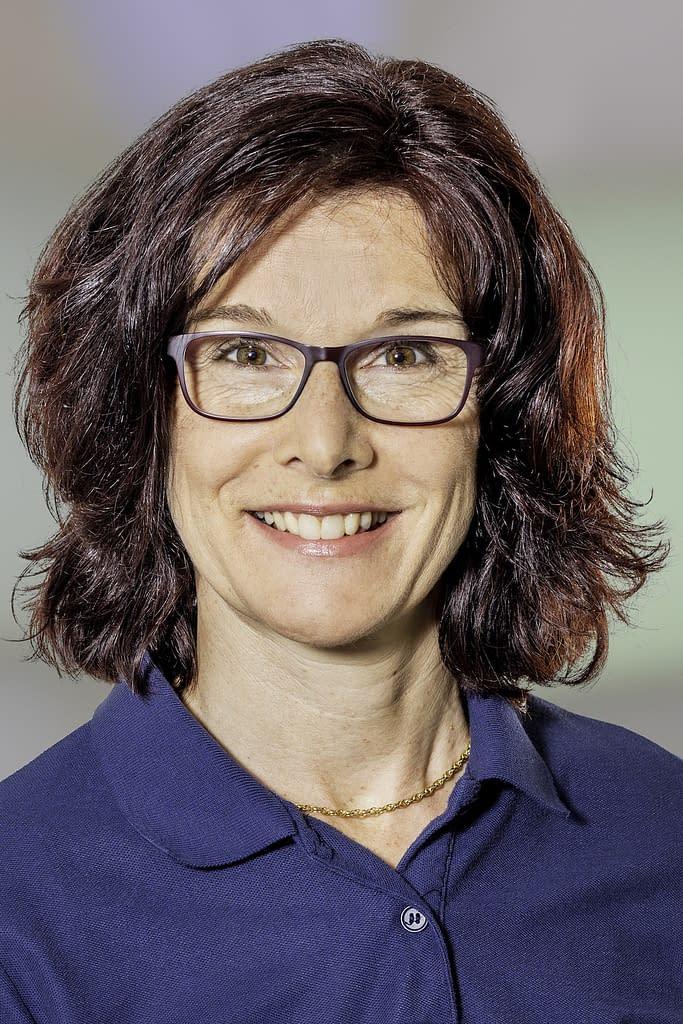 Franziska Roth, medizinische Praxisassistentin in der Praxis am Bahnhof Rüti