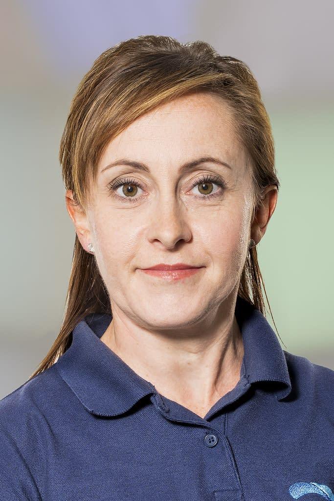 Jana Degert, medizinische Praxisassistentin in der Praxis am Bahnhof Rüti