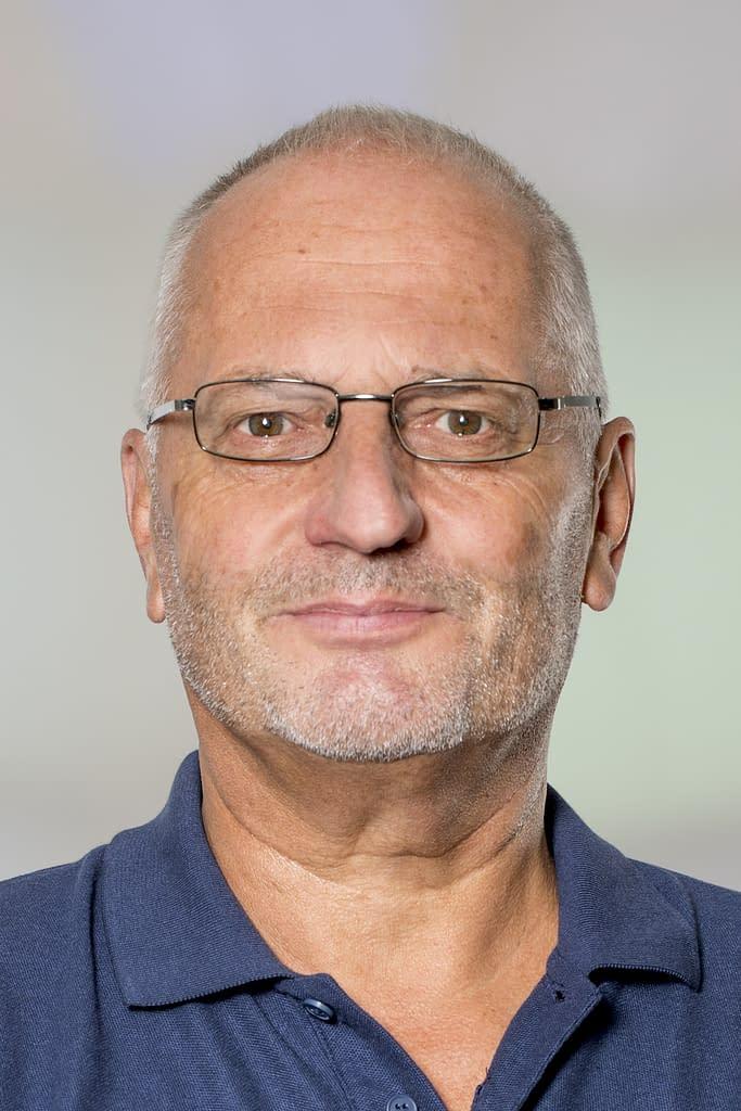 Markus Irniger, stv. Geschäftsleiter und IT-Verwantwortlicher in der Praxis am Bahnhof