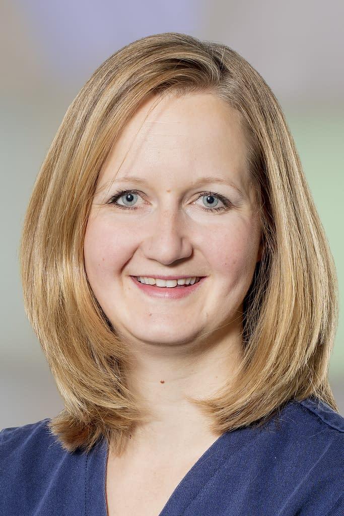 Martina Bosshard, medizinische Praxisassistentin in der Praxis am Bahnhof Rüti