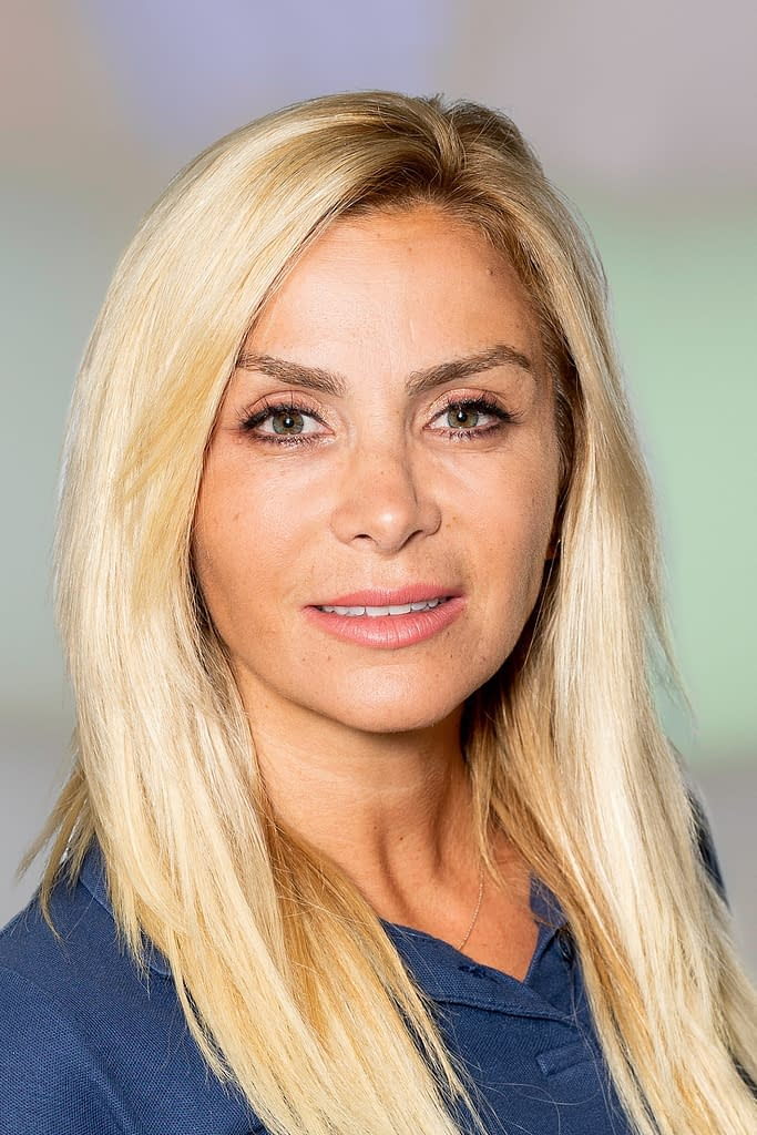Tülay Ongunyurt, medizinische Praxisassistentin in der Praxis am Bahnhof Rüti