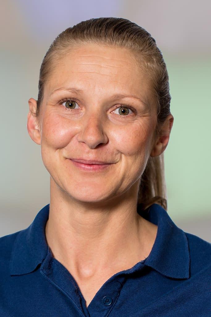 Mandy Sieblet Marketing & Kommunikation in der Praxis am Bahnhof Rüti