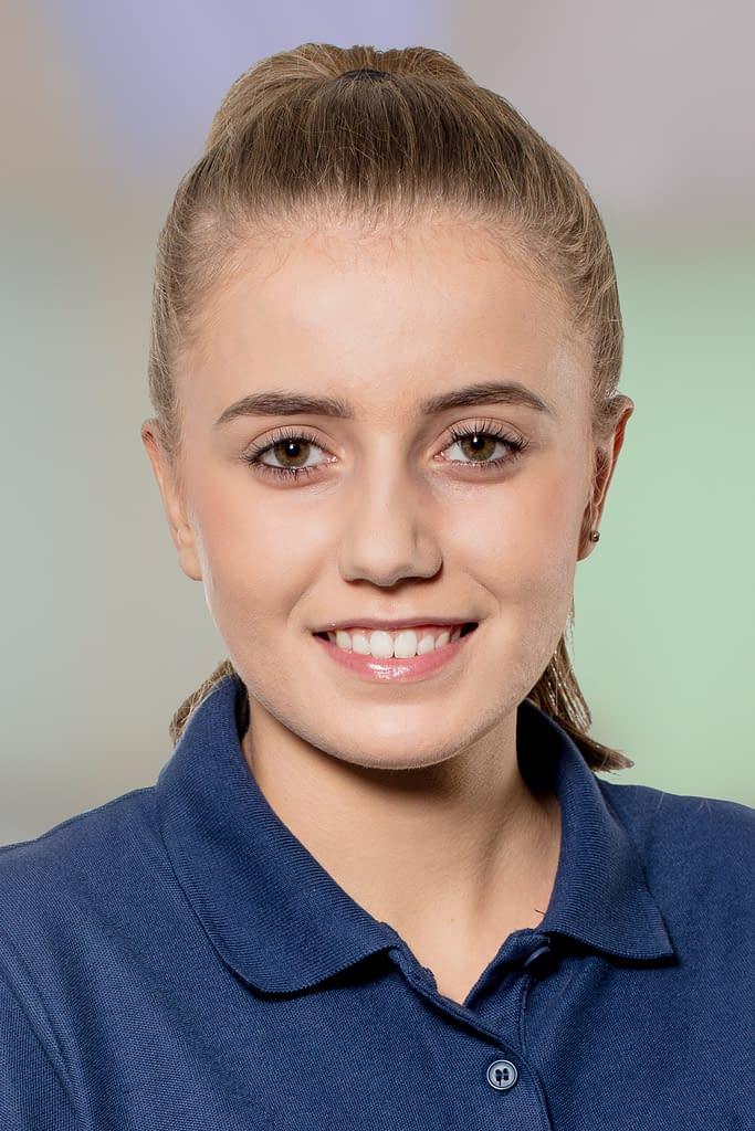 Halila Murati, leitende medizinische Praxisassistentin in der Praxis am Bahnhof Rüti