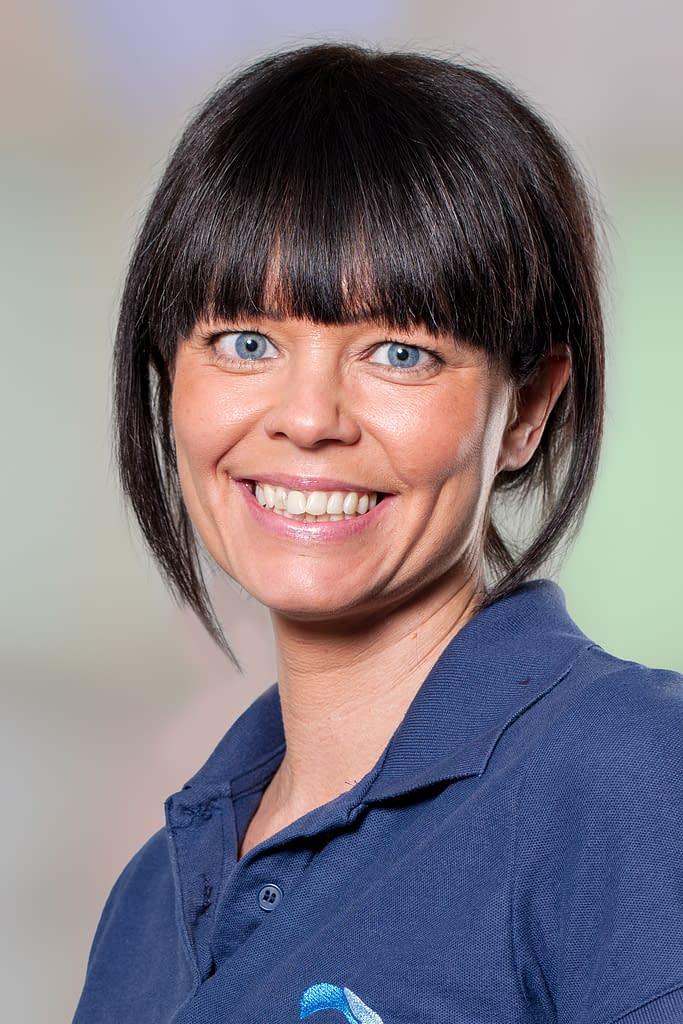 Nadine Teichert, Kosmetikerin in der Praxis am Bahnhof Rüti