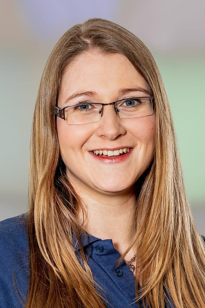 Rebecca Piscitelli, medizinische Praxisassistentin in der Praxis am Bahnhof Rüti