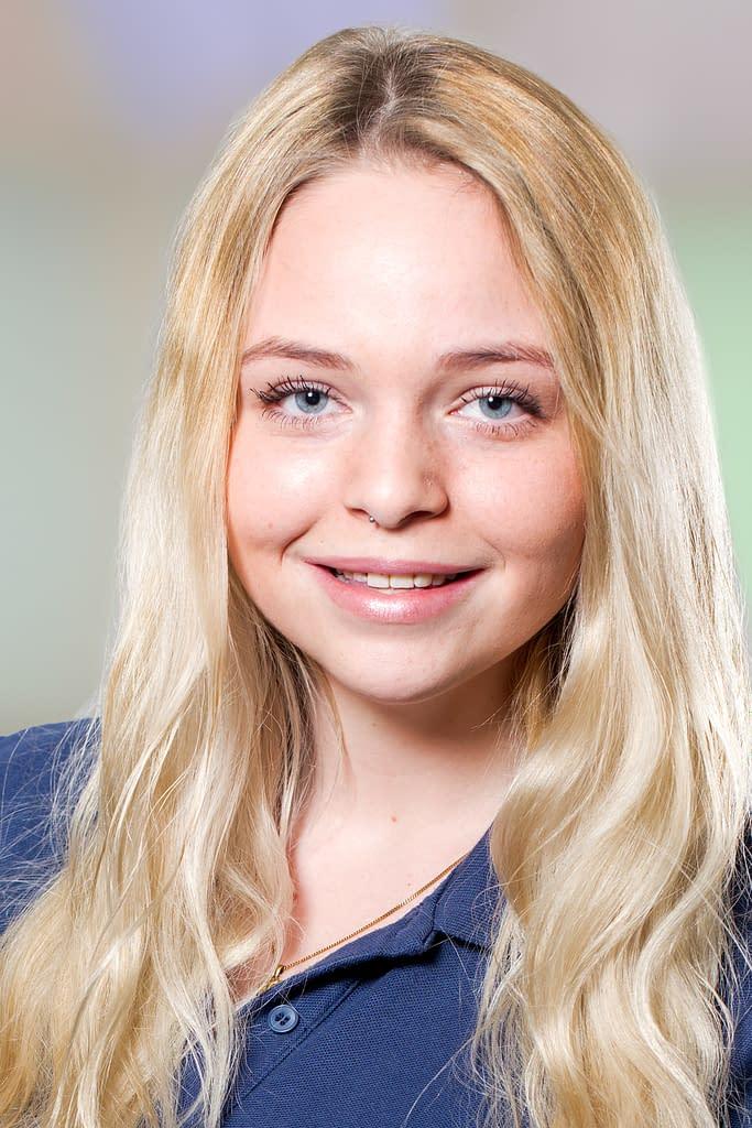 Tamara Aufdermauer, Kosmetikerin in der Praxis am Bahnhof Rüti