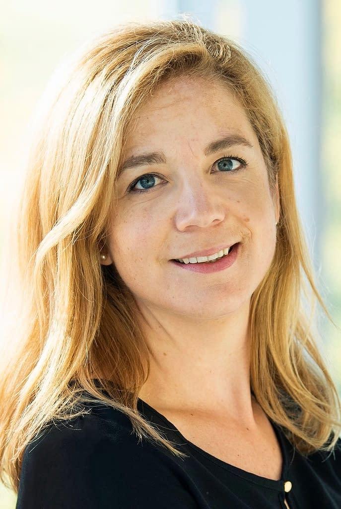 Unsere Kinderärztin Dr. med. Janina Müller-Meyerhans behandelt Patienten von Neugeboren bis Teenager.