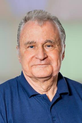 Dr. med. Ekkehard Röhr ist in der Venenheilkunde tätig in der Praxis im Quartier.