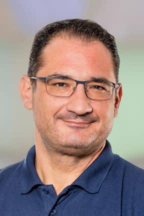 Dr. med. Markus Röhr ist Orthopäde in der Praxis im Quartier.